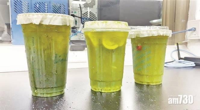 人造色素|內地潮興「泰綠檸茶」 望落清新 飲多恐有害