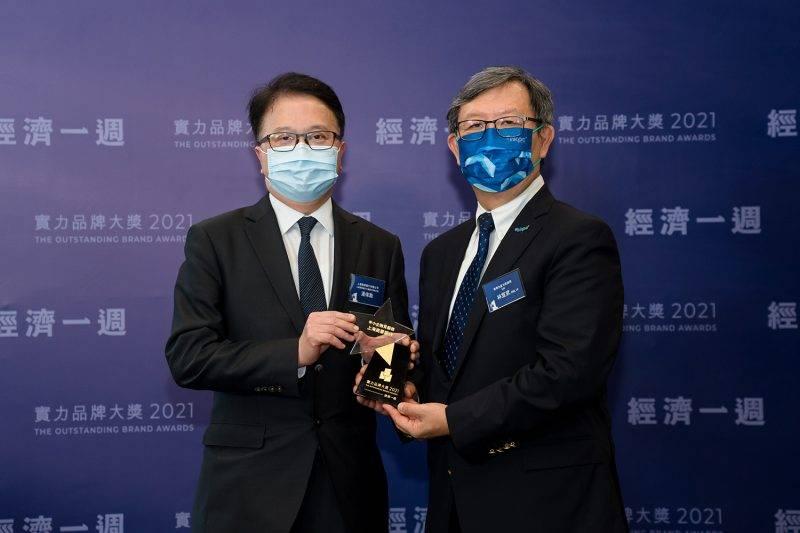 非凡品牌大奬2021|中小企融資服務|上海商業銀行