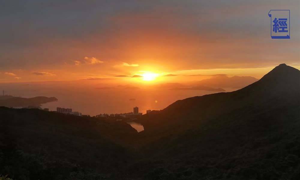 有山有海(圖片來源:香港討論區)