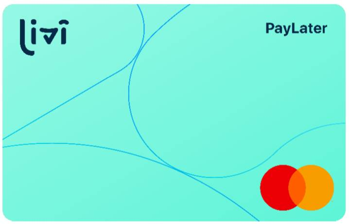 ivi Debit Mastercard/livi PayLater Mastercard 回贈