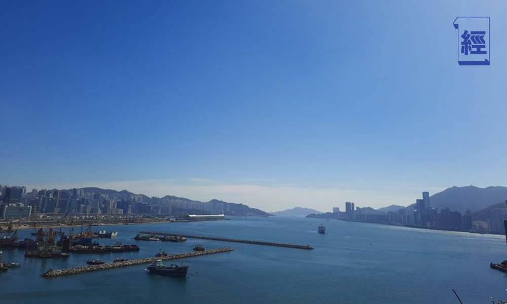 海景(圖片來源:香港討論區)