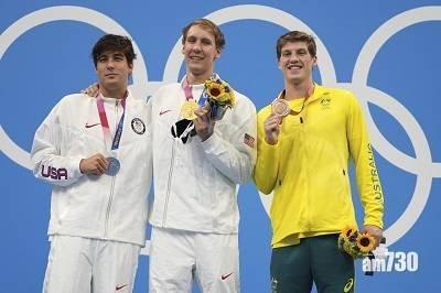 東京奧運 國際奧委會鬆口  獎台上可除口罩拍照30秒