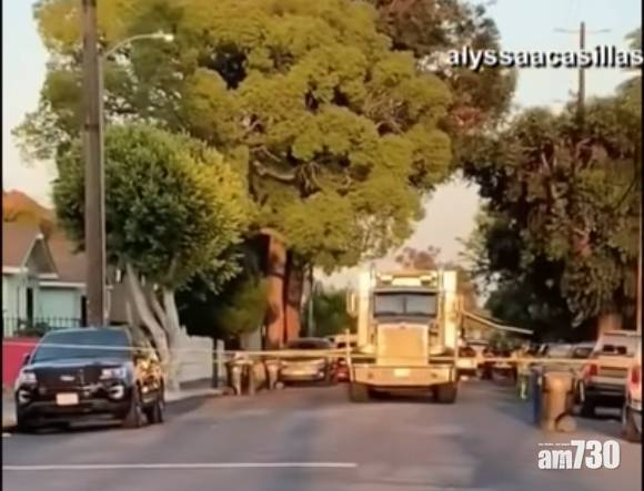 恐怖意外 洛杉磯拆彈專家引爆非法煙火突爆炸釀17傷 (有片)