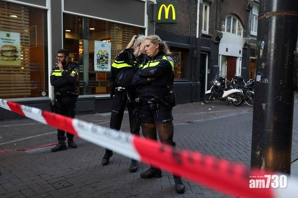 攻擊新聞自由|荷蘭知名記者遭轟5槍命危  專揭黑幫罪行