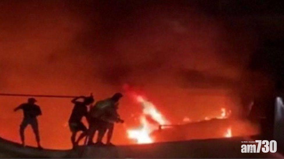 新冠肺炎|伊拉克收治新冠病人醫院大火  58死逾百傷