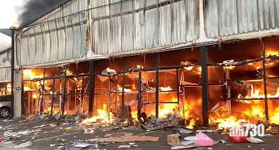 南非局勢 不滿前總統祖馬入獄  南非騷亂持續最少75死醫院被燒 (有片)