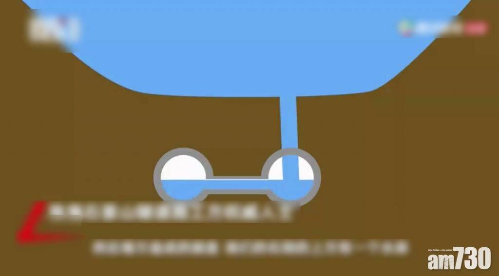 生死未卜|珠海興建中隧道滲水困14工人 上方為水庫