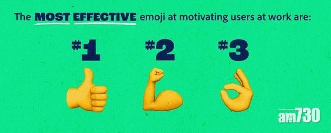 世界表情日|邊3個Emoji可以增加好感度?茄子水蜜桃要小心使用?