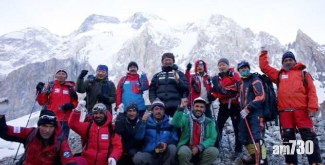 有片|南韓「無十指攀山家」金洪彬完成征服14座高峰壯舉  墜冰隙失蹤