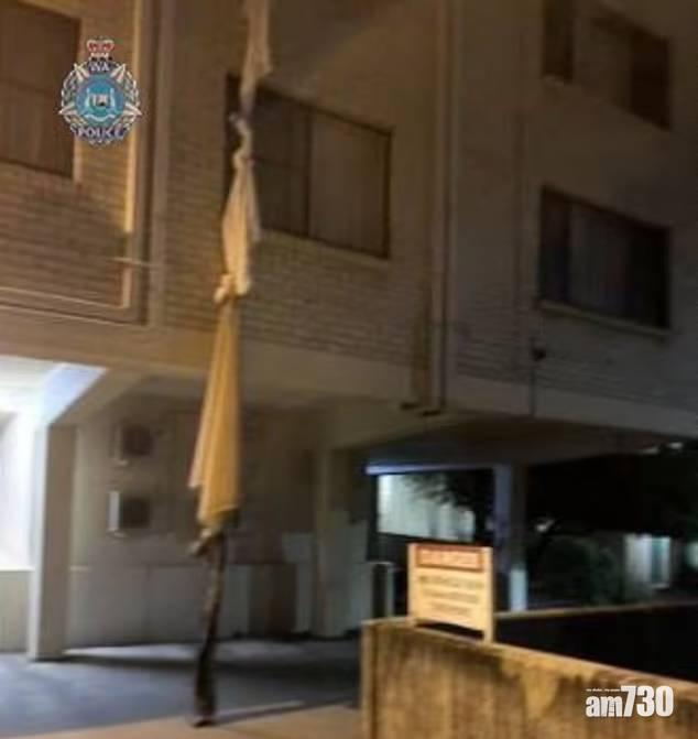 新冠肺炎 用床單製繩索  澳男從隔離酒店4樓逃走