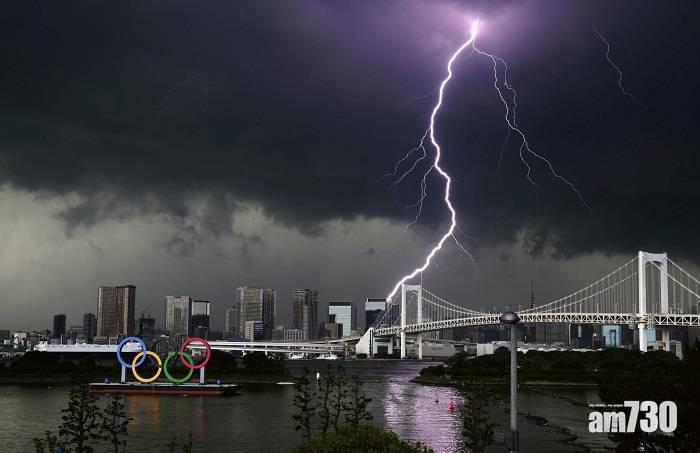 東京奧運︱澳媒憂大雨影響東京灣水質 污水威脅三鐵及馬拉松泳賽選手