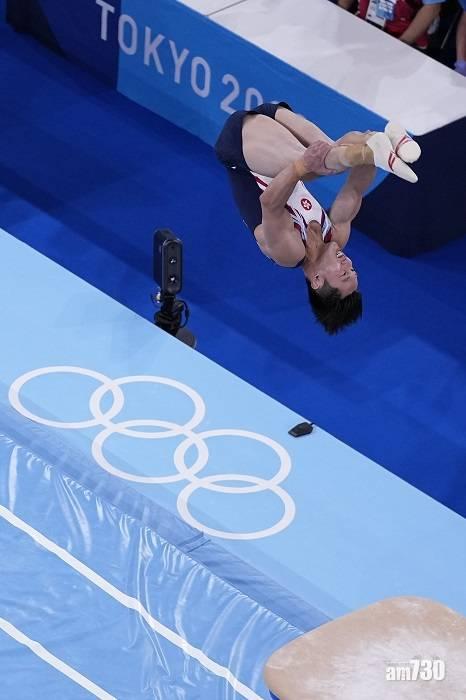東京奧運︱石偉雄「李世光跳」落地失手 仍有望晉級決賽