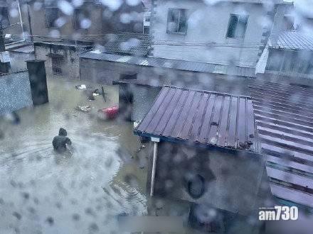 內地打風|「煙花」浙江平湖再登陸 山東青島掀十幾米巨浪