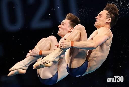 東京奧運 戴利仔跳水贏中國奪金 年度風雲運動員大冷變大熱