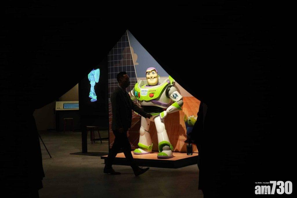 彼思動畫展明起科學館舉行 重新認識《反斗奇兵》等著名動畫