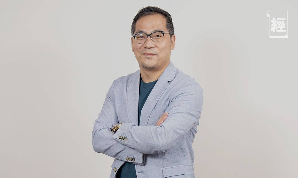 奧陸資本總裁兼投資總監蔡金強。(圖片來源:NMG)