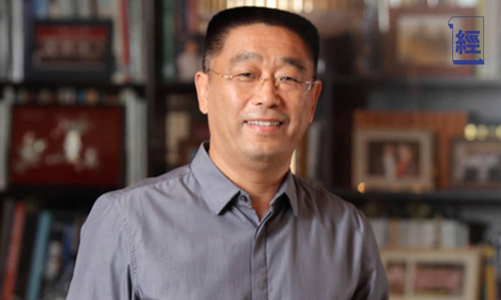 藍光總裁楊鏗(圖片來源:藍光官網)