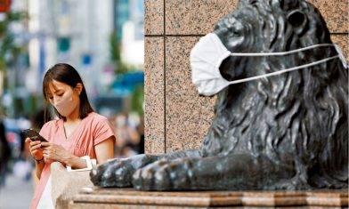 愈趨嚴重 東京逾5千新冠病例 日本增1.5萬宗創新高