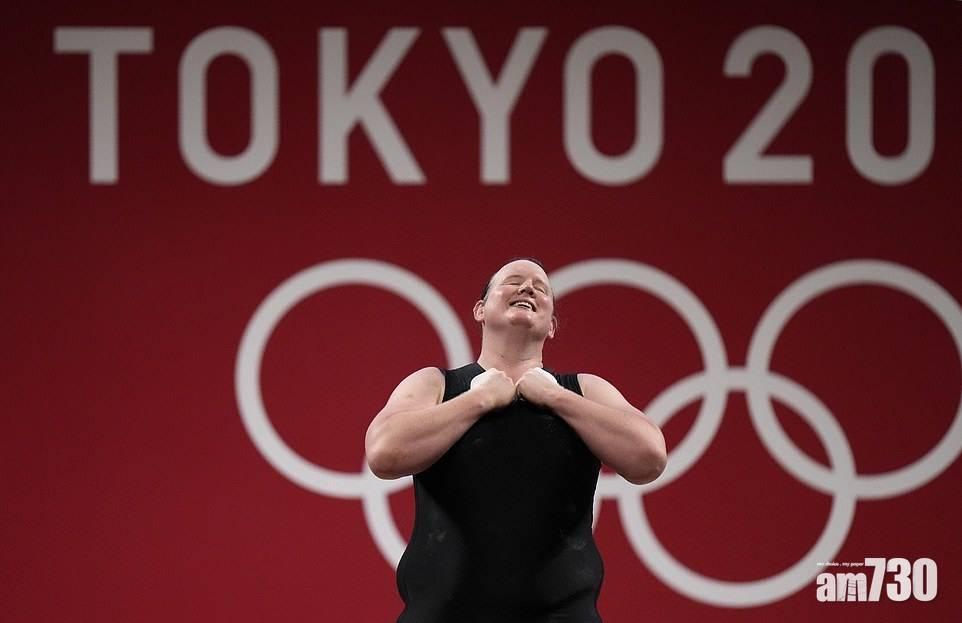 東京奧運|首位跨性別選手出戰個人賽 女子舉重3次試舉失敗出局