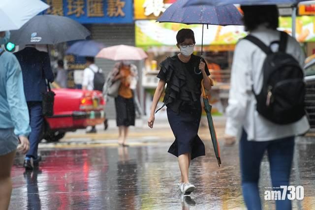 出門注意|天文台:新界北區及大埔區大雨 或有嚴重水浸