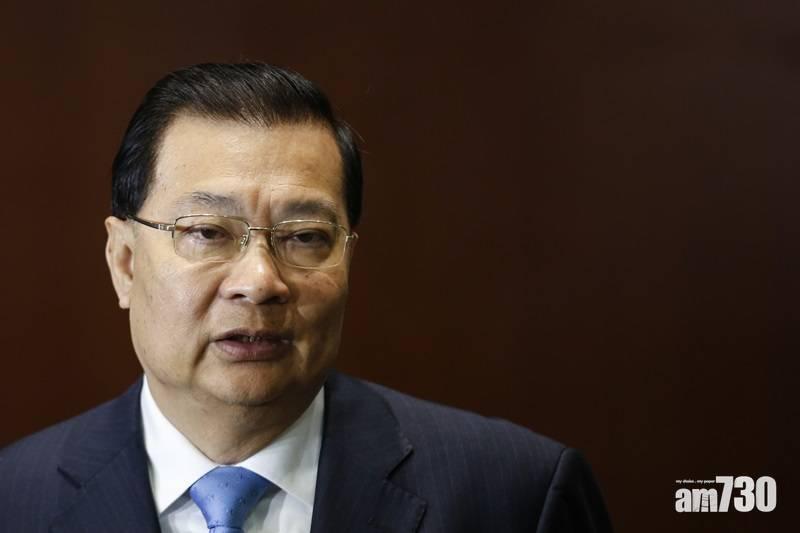 譚耀宗:下周人大常委會或審議《反制裁法》納《基本法》附件三