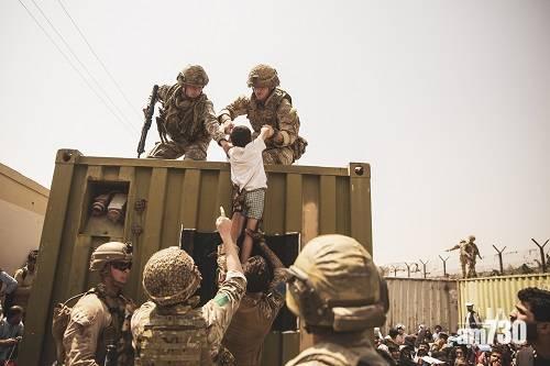 阿富汗局勢 美國國防部宣布:18民航客機加入阿富汗撤離行動