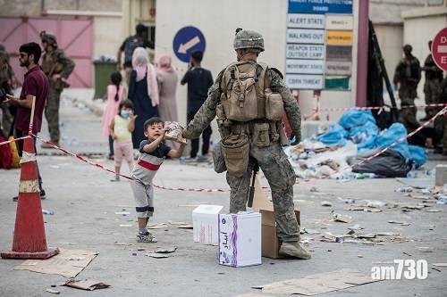 阿富汗局勢|喀布爾機場狙擊手施襲 與西方部隊駁火1死3傷