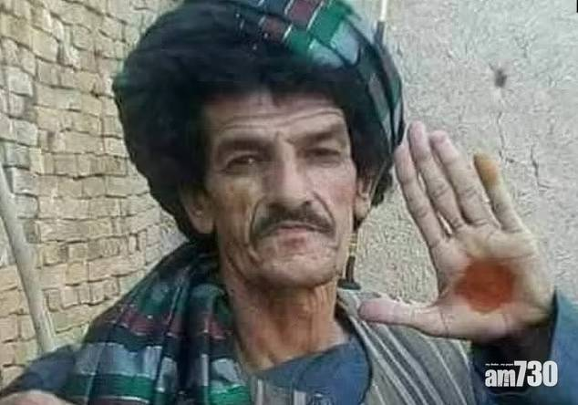 阿富汗局勢|網紅諧星被捉取笑塔利班  遭武裝分子掌摑兼處決 (有片)
