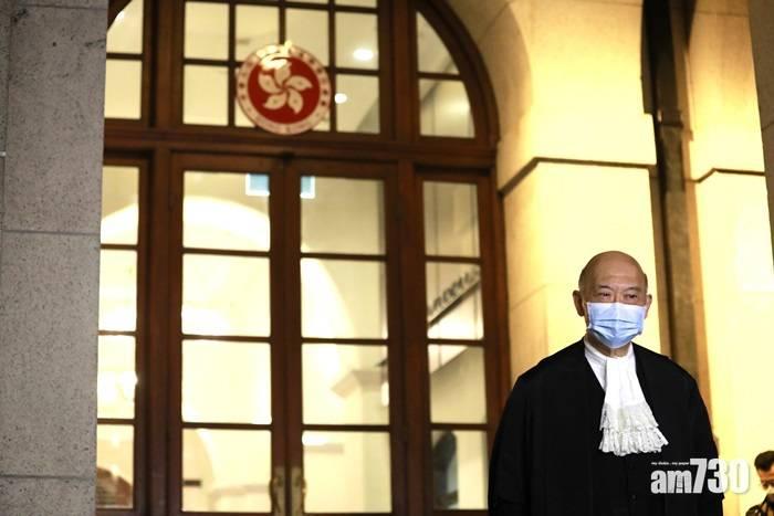 馬道立籲律師續為法治發聲 肩負公義責任非政治