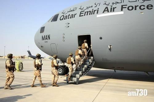 阿富汗局勢 美國撤軍限期明日屆滿 卡塔爾勢扮演重要角色