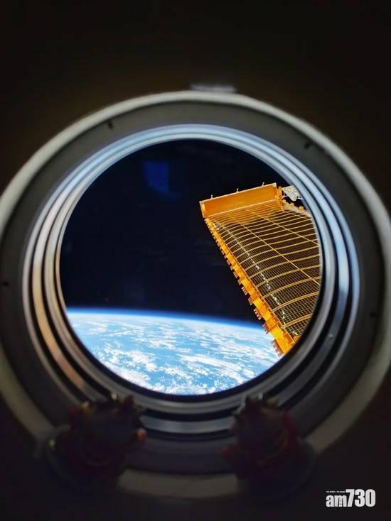 神舟十二號太空人化身攝影師 記錄太空美景