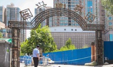 新冠肺炎|北京6人感染 暫停中高風險區入京航班列車