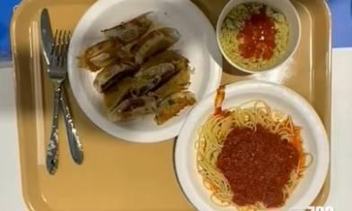 東京奧運|澳網球手展示選手村食堂供700款食物 網友:你卻選意粉