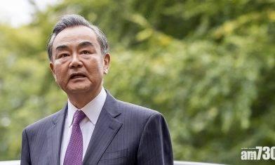 王毅斥美日等國藉涉疆涉港問題攻擊中國
