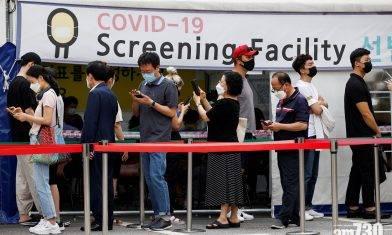 變種病毒|「Delta+」殺入南韓 患者從未外遊 傳播力恐更強