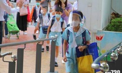 新冠肺炎|初步確診昨少於5宗 開學日未有學校恢復全日面授
