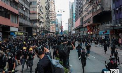 陳皓桓等7人承認組織煽惑前年九龍遊行 判囚11至16個月