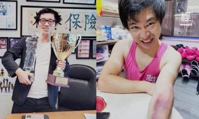 林作、鍾培生「林鍾一戰」在即 網民回顧「抽水王」最Mean金句:富二代無父蔭,點買到樓!
