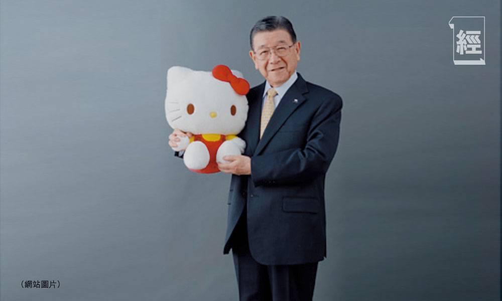 Hello Kitty之父辻信太郎 憑童心未泯創精品商業帝國