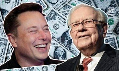 【首富威威】用銀牌emoji串貝佐斯唔夠喉 馬斯克教股神投資:應該買呢隻股票,哈哈